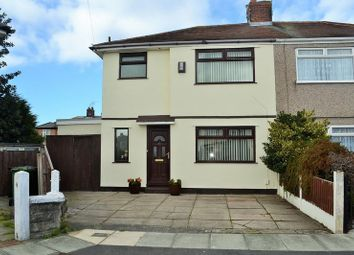 Thumbnail 3 bed semi-detached house for sale in Moorland Road, Maghull, Liverpool