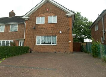 Thumbnail 4 bed property to rent in Bottetourt Road, Selly Oak