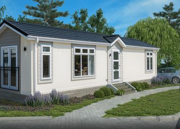 Thumbnail 2 bedroom mobile/park home for sale in South Molton