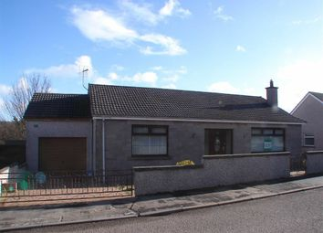Thumbnail 3 bed detached bungalow for sale in Nelson Terrace, Keith