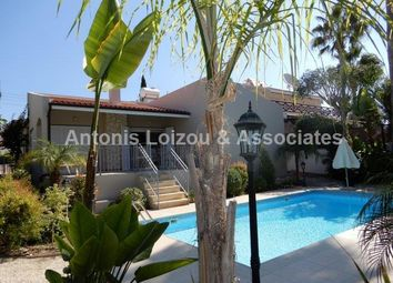 Thumbnail 3 bed bungalow for sale in Coral Bay, Peyia, Cyprus