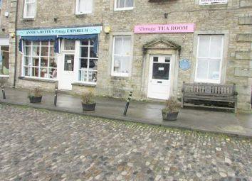 Thumbnail Retail premises for sale in 7 The Square, Grassington