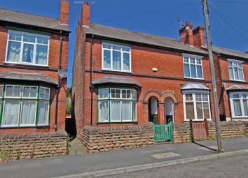 Thumbnail 2 bed semi-detached house to rent in Owthorpe Grove, Sherwood, Nottingham