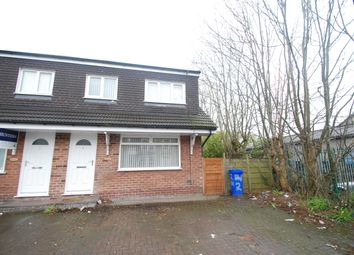 3 bed semi-detached house for sale in Talbot Road, Hyde, Cheshire SK14