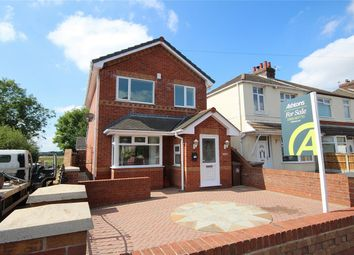 Thumbnail 3 bed detached house for sale in Common Road, Newton-Le-Willows