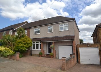 4 bed end terrace house for sale in Merlin Road, Collier Row, Romford RM5