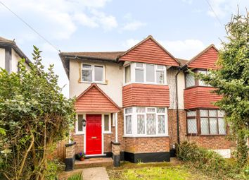 Thumbnail 3 bed property to rent in River Way, Twickenham