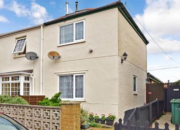 Thumbnail 2 bed semi-detached house for sale in Milligan Road, Ryde, Isle Of Wight