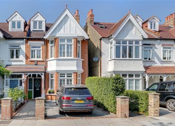 Thumbnail 5 bed semi-detached house for sale in Madrid Road, Barnes, London