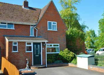 Thumbnail 3 bed end terrace house for sale in King George Road, Andover