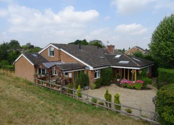 Thumbnail 4 bed detached bungalow for sale in Beenham, Reading, Berkshire