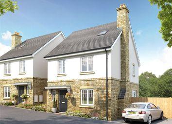 Thumbnail 3 bed detached house for sale in Plot 2, The Alverton, St Lawrence Place, Swindon Village, Cheltenham