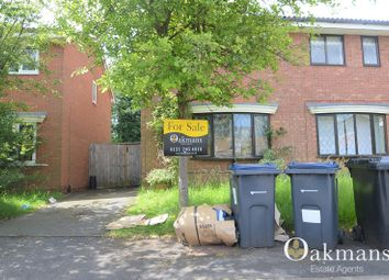 Thumbnail 2 bed terraced house for sale in Heeley Road, Birmingham, West Midlands.