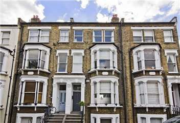 Thumbnail 1 bedroom flat to rent in Kelvin Road, Islington, London