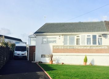 Thumbnail 3 bed semi-detached bungalow for sale in Oaklands, Swiss Valley