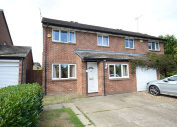 Thumbnail 4 bed semi-detached house to rent in Markby Way, Lower Earley, Reading
