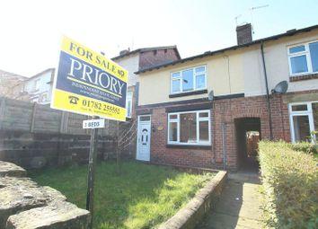 Thumbnail 3 bedroom terraced house for sale in Station Road, Biddulph, Stoke-On-Trent