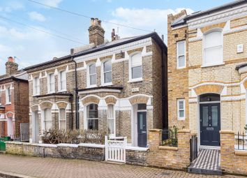 Thumbnail 3 bed semi-detached house to rent in Belleville Road, Between The Commons