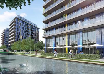 Thumbnail 1 bed flat for sale in Venice House, Hatton Road, Wembley