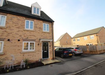 Thumbnail 3 bed semi-detached house for sale in Meadow Lane, Auckley, Doncaster
