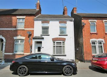 Thumbnail 3 bed terraced house for sale in Abbey Road, Far Cotton, Northampton