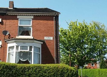 Thumbnail 3 bed town house for sale in Northwood Park Road, Hanley, Stoke-On-Trent