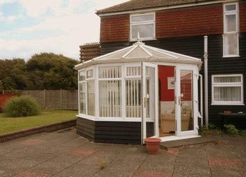 Thumbnail 2 bedroom flat for sale in Medmerry Park, Earnley, Chichester