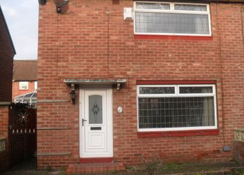 Thumbnail 2 bed semi-detached house to rent in Hollinside Square, Sunderland