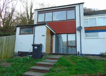 Thumbnail 3 bed end terrace house for sale in Markfield, Courtwood Lane, Croydon