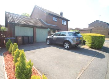 Thumbnail 4 bed property to rent in Harbury Dell, Luton