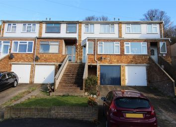Thumbnail 3 bed terraced house for sale in Beacon Road, Chatham, Kent.