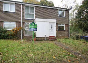 Thumbnail 2 bedroom flat for sale in Maxton Close, Moorside, Sunderland