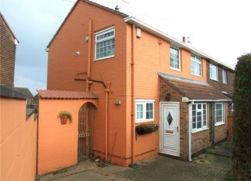 Thumbnail 3 bedroom semi-detached house for sale in Brackensdale Avenue, Kingsway, Derby