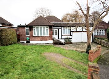 Thumbnail 3 bed detached bungalow for sale in Preston Drive, Epsom