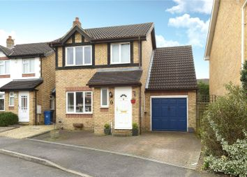 Thumbnail 3 bedroom link-detached house to rent in Aldridge Park, Winkfield Row, Berkshire