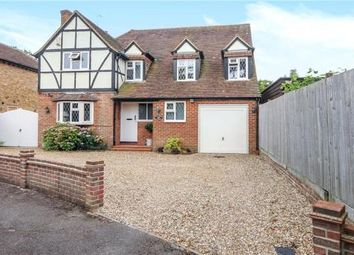 Thumbnail 4 bedroom detached house for sale in Poplar Avenue, Windlesham, Surrey
