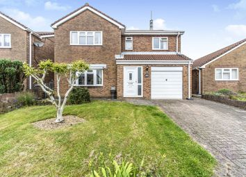 Thumbnail 4 bedroom detached house for sale in The Oaks, Quakers Yard, Treharris