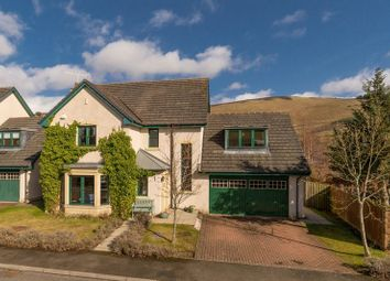 Thumbnail 5 bedroom detached house for sale in Dunslair, Cardrona Way, Peebles