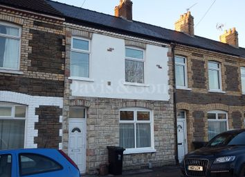 Thumbnail 3 bed terraced house to rent in Pugsley Street, Newport, Newport.