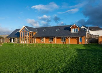 Thumbnail 5 bedroom barn conversion for sale in Birkenwood, Kippen, Stirling