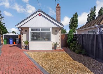 Thumbnail 2 bed detached bungalow for sale in Harlech Crescent, Prestatyn