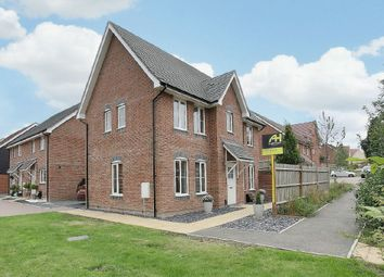 Thumbnail 3 bed detached house for sale in Bailey Close, Picket Piece, Andover