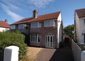 Thumbnail 3 bed semi-detached house for sale in Clydesdale Road, Wirral, Merseyside