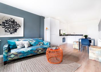 Thumbnail 3 bed flat for sale in Barrington Road, Brixton, London