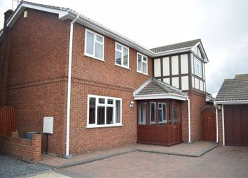 Thumbnail 4 bed detached house for sale in Sunningdale, Canvey Island, Essex