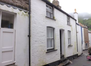 Thumbnail 2 bed town house for sale in Fore Street, Polperro, Looe
