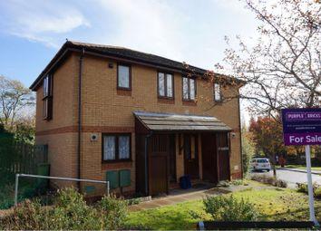 2 bed semi-detached house for sale in Peartree Bridge, Milton Keynes MK6