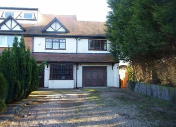 4 bed semi-detached house for sale in Lugtrout Lane, Solihull, West Midlands B91