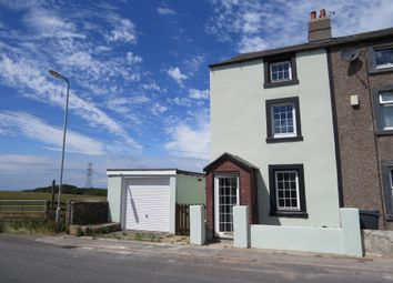 Thumbnail 4 bed end terrace house for sale in Seaton Road, Broughton Moor, Maryport Cumbria