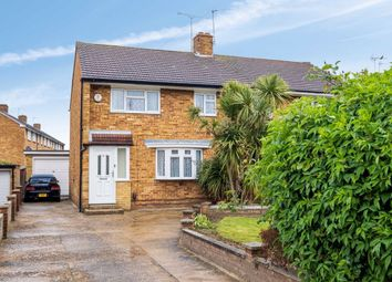 Thumbnail 3 bedroom semi-detached house for sale in Rowan Road, West Drayton, Middlesex
